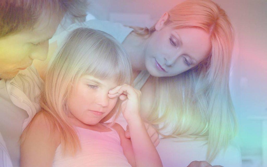 Как ребёнку справиться со стрессом?
