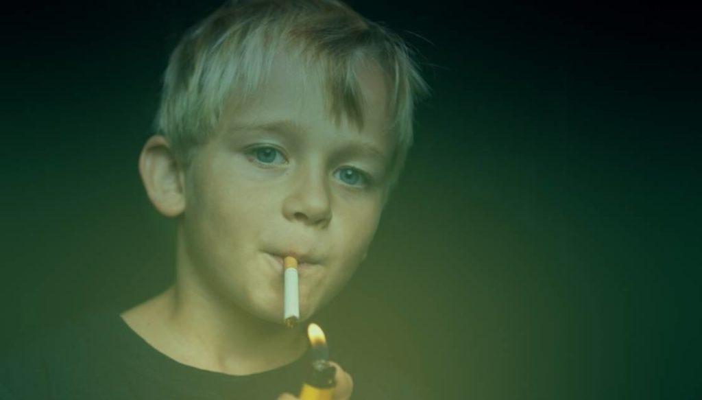 Что делать если ребёнок начал курить?