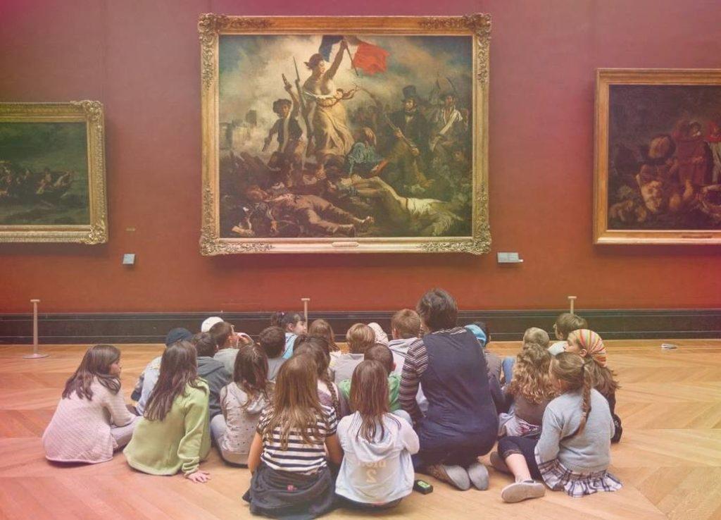 Наши дети и искусство