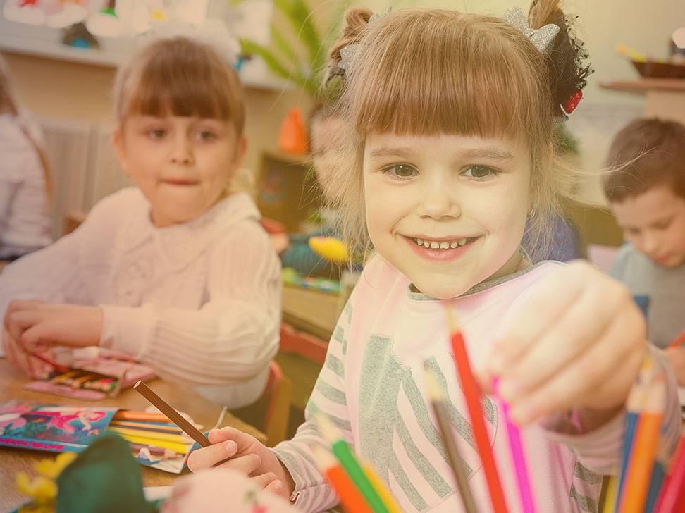 Из детского сада в школу - перемены для всей семьи